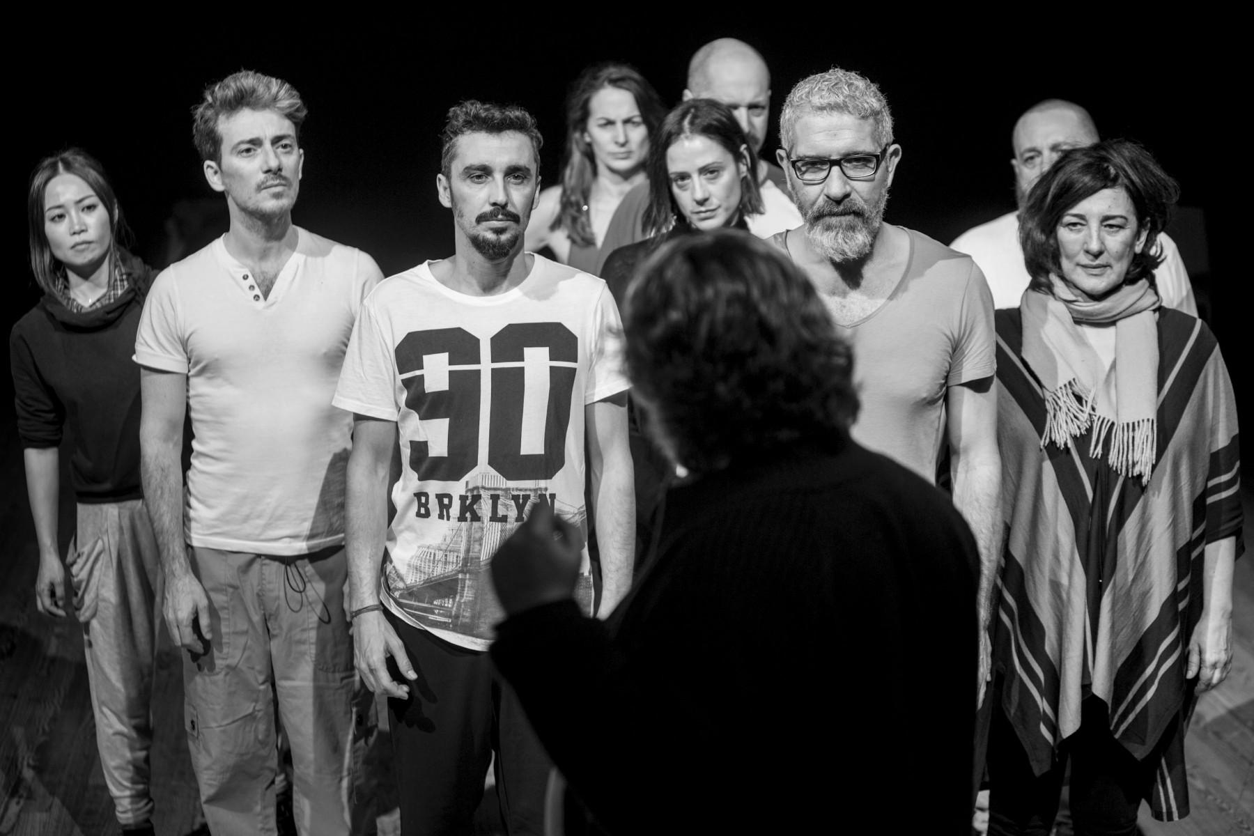 'El Jurado', de Avanti Teatro, nuestro nuevo proyecto
