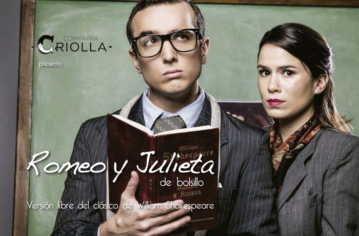Romeo y Julieta de bolsillo