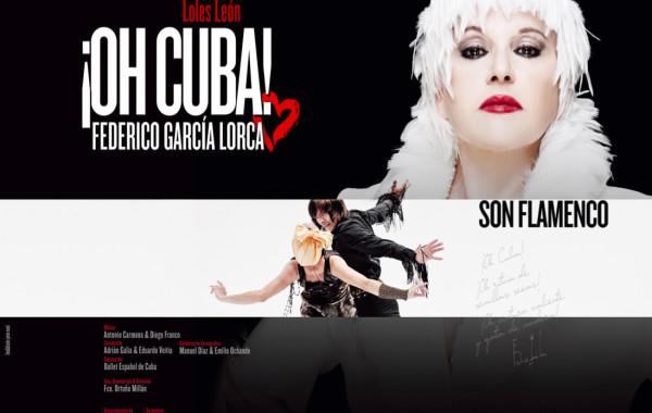 ¡Oh Cuba! – Federico García Lorca