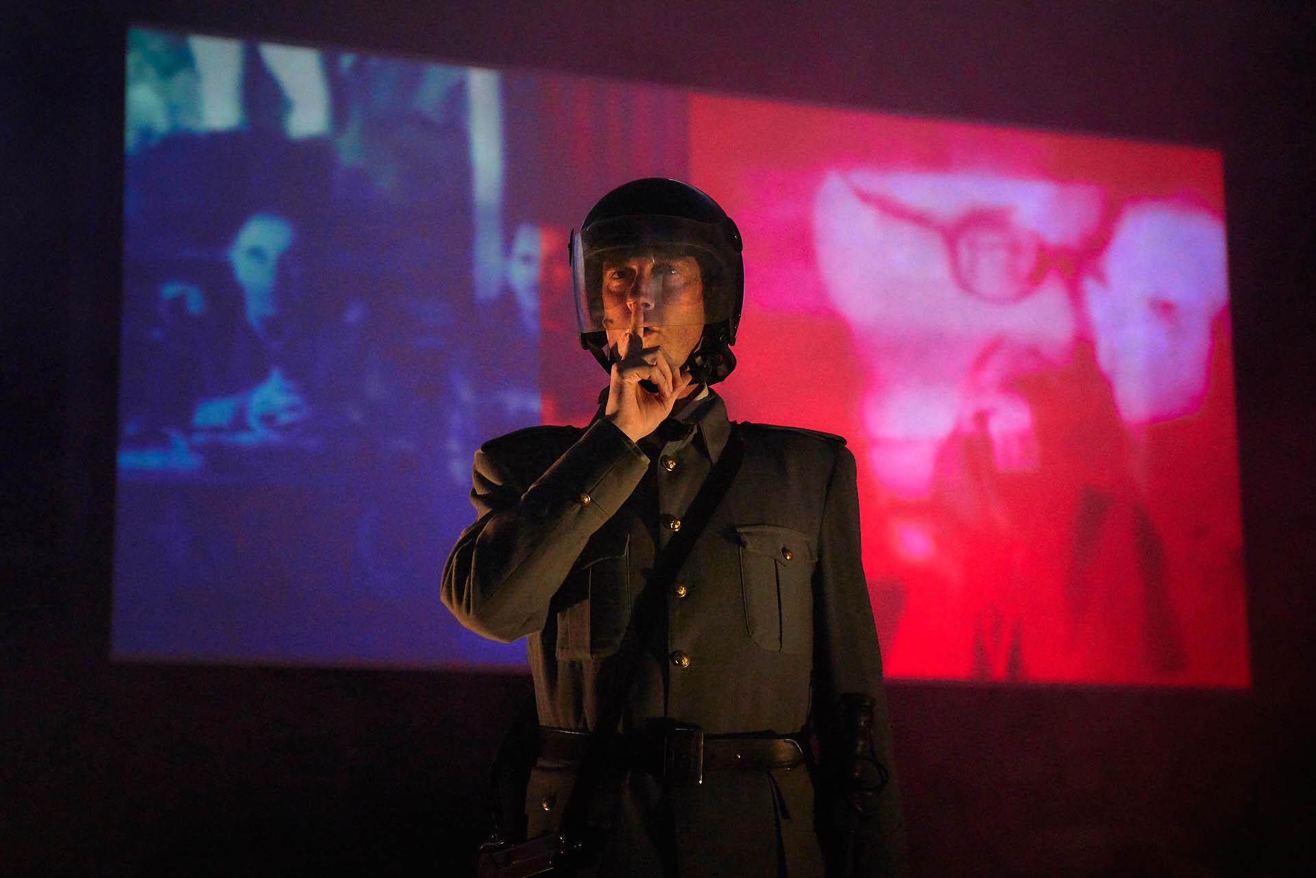'Shock (el Cóndor y el Puma)': un sorpresivo y desgarrador viaje teatral de Andrés Lima