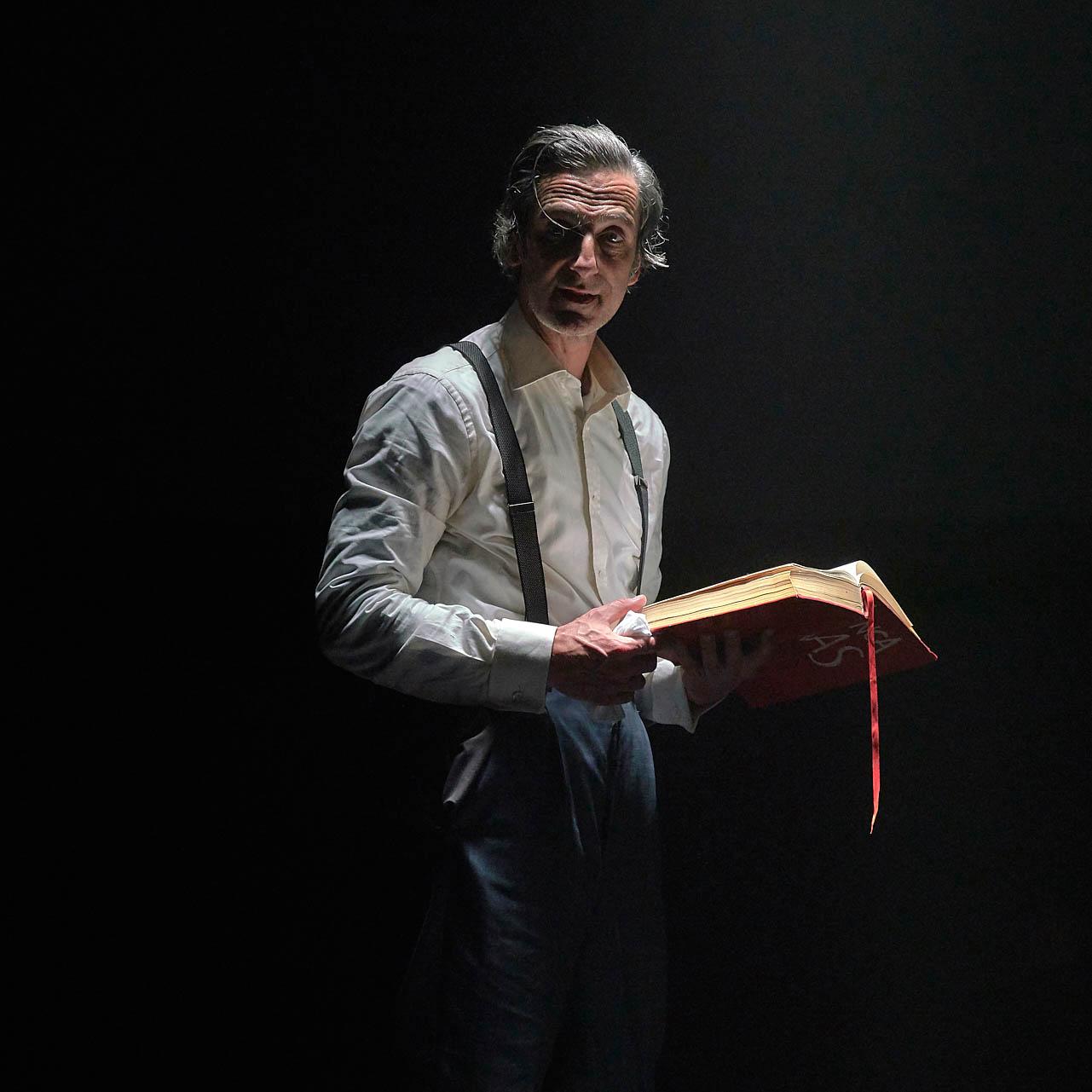 Héctor Alterio, uno de los protagonistas de 'Shock'.